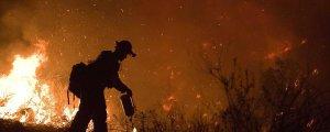 Yangınlar kıyameti haber veriyor
