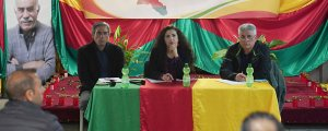 Kürt sanatçılar sorunlarını tartıştı