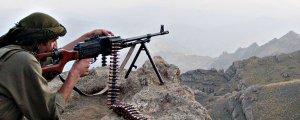 1'i rütbeli 7 asker öldürüldü