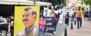 Demonstration für Freiheit Öcalans