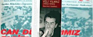 Devrimci gazeteci Veli Yılmaz'ın hayatı kitaplaştırıldı