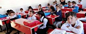 Şengal'e 25 yeni okul