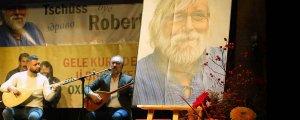 Gedenkveranstaltung für Robert Jarowoy