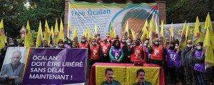 Isolation beenden, Öcalan befreien