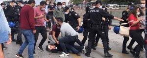 İSİG'in açıklamasına polis saldırısı