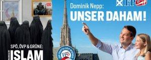 Viyana'da ırkçıların büyük yenilgisi