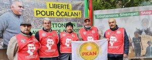AK üyelerine Öcalan dosyası