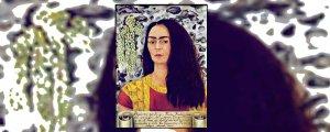 Portreyeke Frida Kahlo a porberdayî