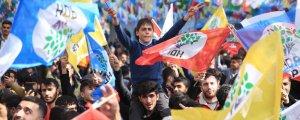 HDP'yi  ezmeye çalışıyorlar