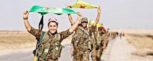 1 Kasım'da hep birlikte: Rojava bizim devrimimiz