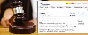 Türk hukuksuzluğu iltica sebebi sayıldı