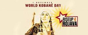 Kobanê'den Dünyaya: Faşizme karşı duralım