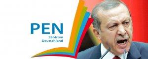 PEN: Erdoğan hedef gösteriyor