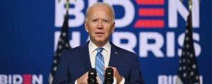 Joe Biden zafere gidiyor