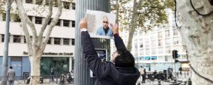 Onlarca kent Öcalan afişleriyle donatıldı