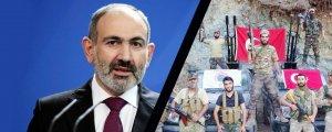 Paşinyan: Türkler saldırıda yer alıyor