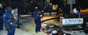 Meksika polisi ateş açtı