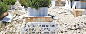 Lice'deki mezarlığa yine saldırı