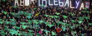 Arjantin'de kürtaj umudu artıyor