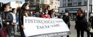 Taciz protestocularına soruşturma