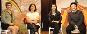4 kadın, 4 dil, 4 hikâye