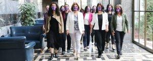 'Meydan savaşı'nda kadın mücadelesi