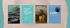 4 kitêbên li ser dîrok û wêjeya Kurdî