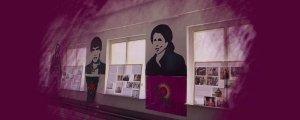 Ausstellung zum Tag gegen Gewalt an Frauen