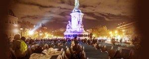 Paris'te göçmenlere 24. madde şiddeti