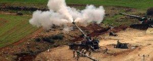 Türk ordusu Eyn Îsa'ya saldırıyor