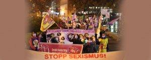 TJK-E'li kadınlar renk kattı