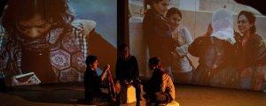 Die Kraft der Frauen: Şengal als Theaterstück