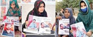 Haseeba adalet için eylemde