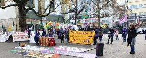Essen: Diktatör yargılansın