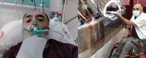 Engelli sağlıkçıya korona esareti