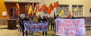 KDP protestosu yayılıyor
