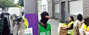 Alman polisi Kürt derneğine tazminat ödeyecek