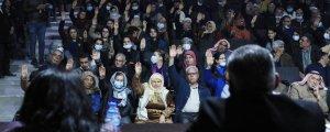 Kobanê'de kadın katilini halk yargıladı