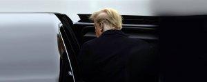 Amerika Trump'ı bloke ediyor