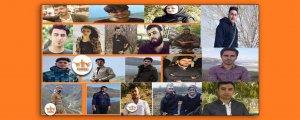 İran'da 10 günde 32 Kürt tutuklandı