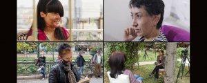 'Şiddetin Yüzü'nde kadınlar konuşuyor