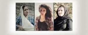 İran üç kadın aktivisti tutukladı