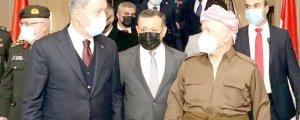 Ankara-Bağdat ve Şam hattında yeni Kürt 'çökertme planı'