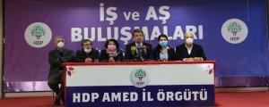 HDP her kesimi dinliyor