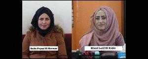 Arap kadınların özgürlüğü hedeflendi