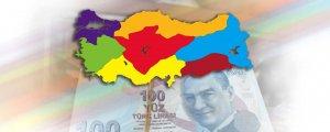 Kürt kentlerine en düşük pay