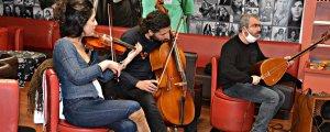 Mala Kurdan'dan Ahmet Kaya Kültür Merkezine