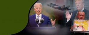 Joe Biden'i beklerken