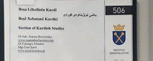 Li Krakovê Beşa Lêkolînên Kurdî