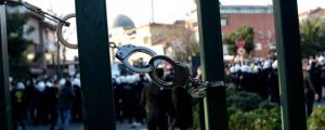 HRW: Boğaziçi'nde hak ihlali yaşandı